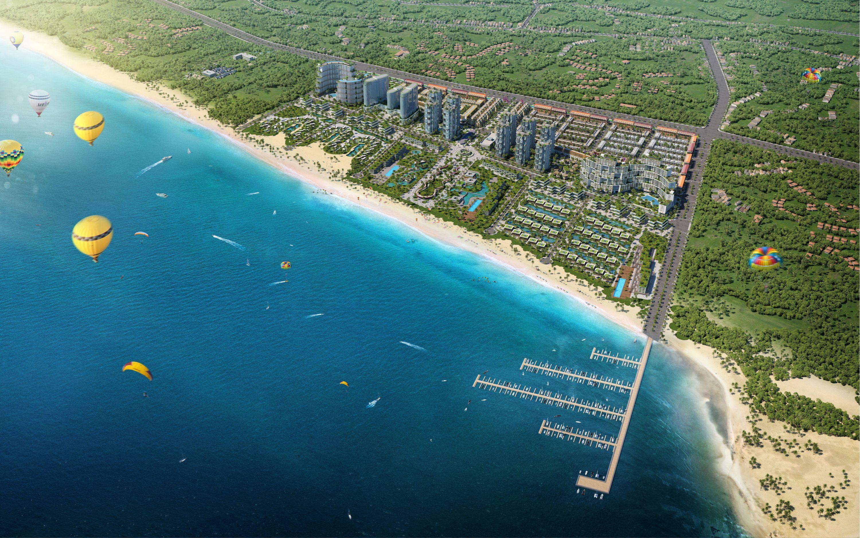 Thanh Long Bay – sống cân bằng trong không gian xanh bên bờ biển Top 10 châu Á